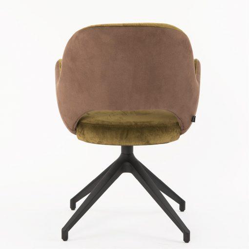 Drehsessel Tina 12518-2 Untergestell schwarz Stuhlfabrik Schnieder