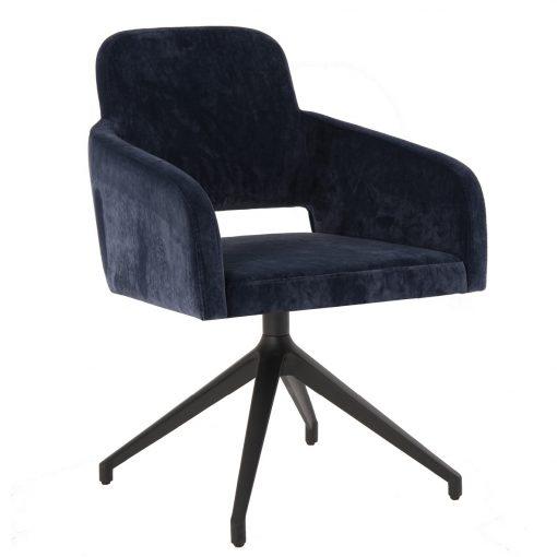 Drehsessel Marvin 12520-2 Untergestell schwarz Stuhlfabrik Schnieder