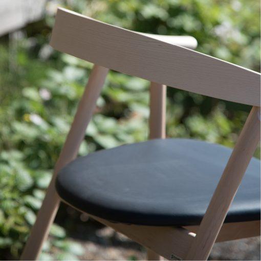 Gastronomie Stuhl Henny mit Armlehnen Werksgelände Stuhlfabrik