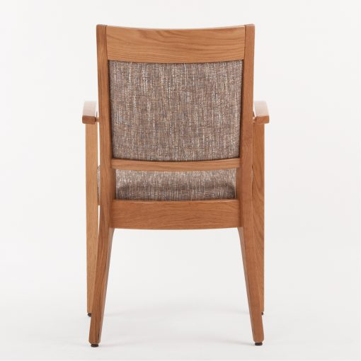 Stapelstuhl Frieda 12882, Stuhl mit Armlehnen, Möbel