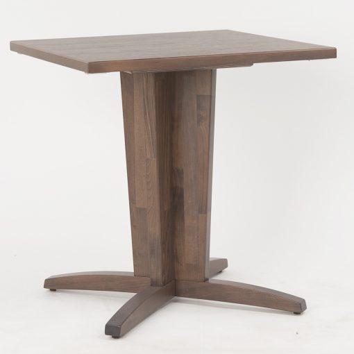 Tisch 30242, Massivholztisch, Gastronomie Möbel