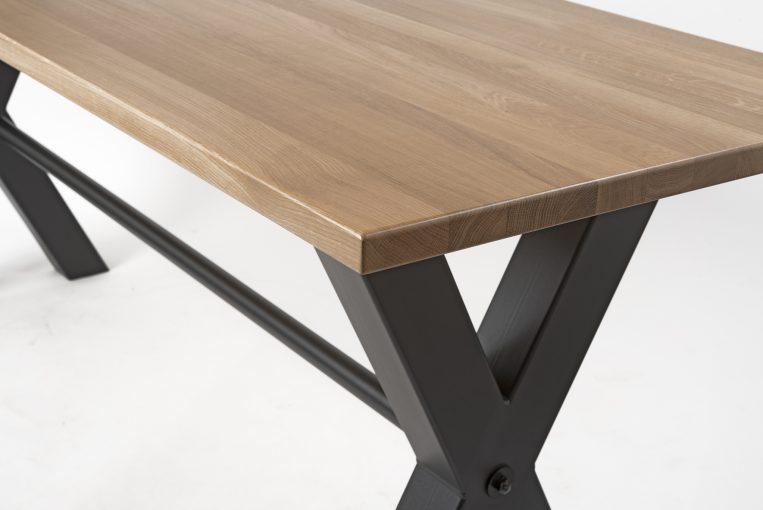 Stehtisch rustikal 31590-A, Tischhöhe 95 cm