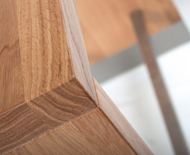 Stehtisch, Massivholztisch 31737, Gastro-Tisch