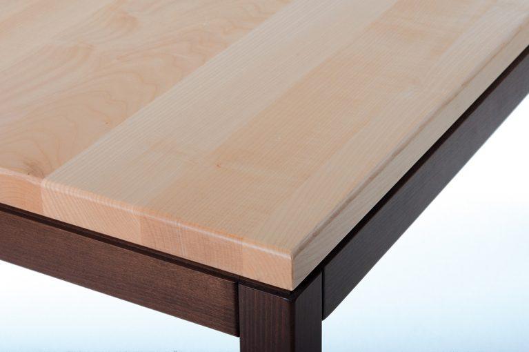 Tischplatte 35 mm Ahorn, massiv, Tische