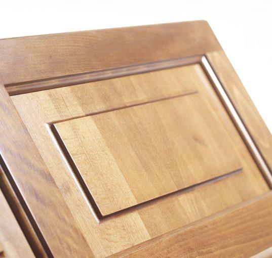 Holzbank 40443, Gastro-Möbel, Maßanfertigung