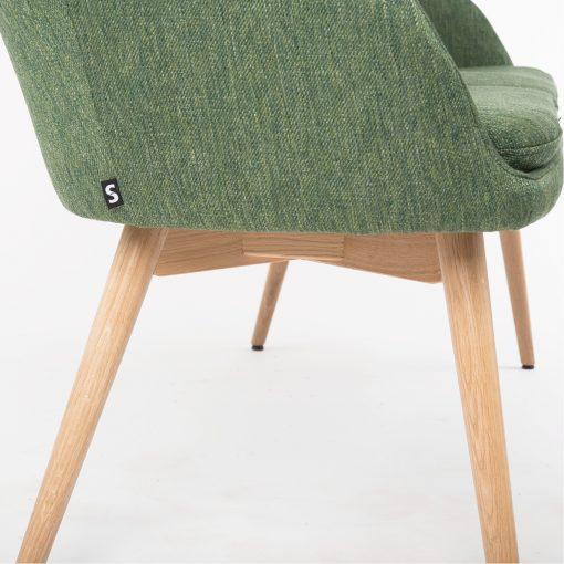 2-Sitzer Tina 12518-1 Bank Stuhlfabrik Schnieder