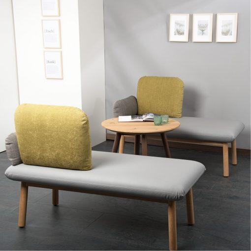 2-Sitzer Sofa Bank 40797 Stuhlfabrik Schnieder Möbel