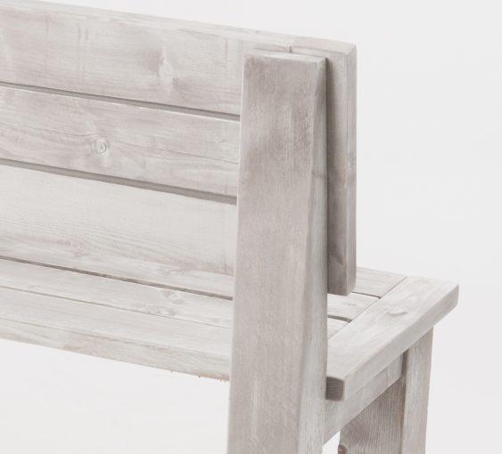 Outdoormöbel, Terrassenmöbel, Holzbank, Außengastronomie,