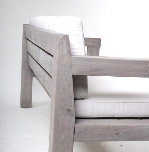 Outdoor Sofa 40988 2-Sitzer, Terrassen-Möbel, Außengastronomie