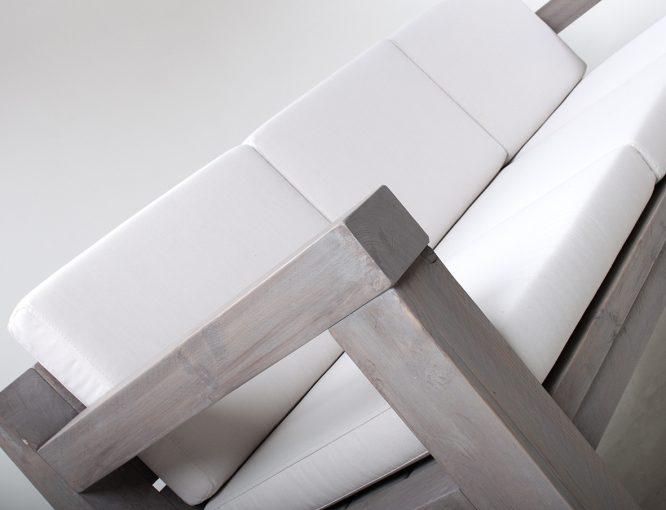 Outdoor Sofa 40988 2-Sitzer, Terrassen-Möbel, Außengastronomie,