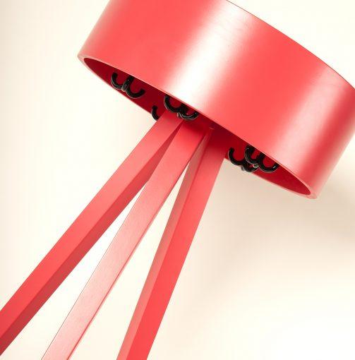 Garderobenstaender für die Gastronomie Restaurant Hotellerie Au