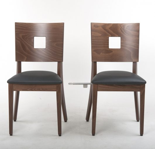 Reihenverbinder Stühle, Saalbestuhlung, Reihenverbindung