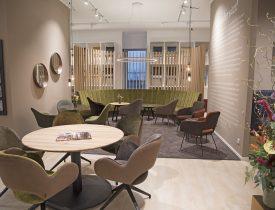 Ausstellung Showroom Möbel Stuhlfabrik Schnieder
