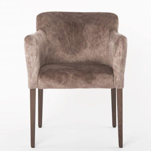 Polsterstuhl mit Armlehnen Marie 12516 Stuhlfabrik Schnieder