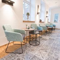 Lounge Foyer, Hotel Jagschlösschen Ascheberg