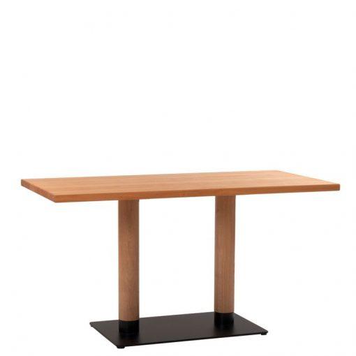 Doppel-Säulentisch, Gastronomietisch, 30269, Möbel
