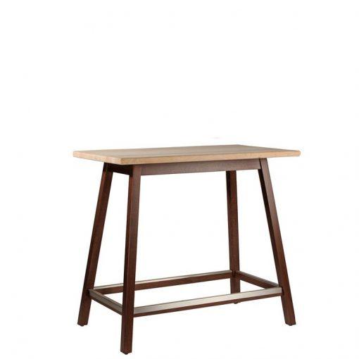 Gastronomie Stehtisch 31101, Massivholz, Tischplatte, Gastro-Möbel