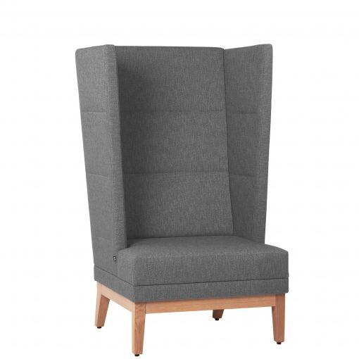 Ohren Sessel 1-Sitzer, Gastronomiemöbel, Sofa