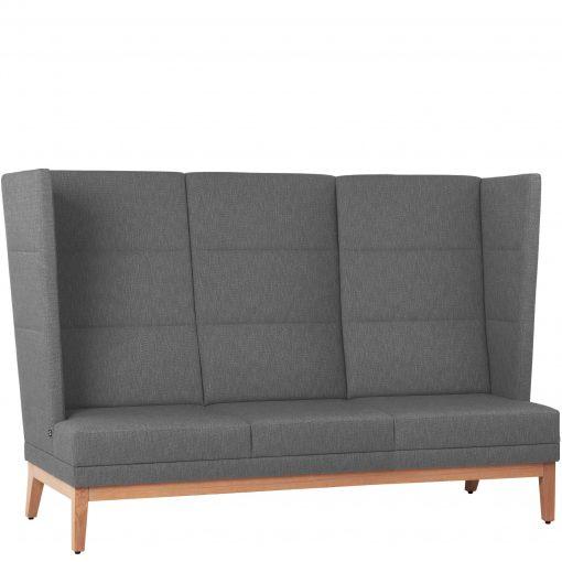 Ohren Sofa 3-Sitzer, Bank 40900, Gastro-Möbel, Ohren Sessel