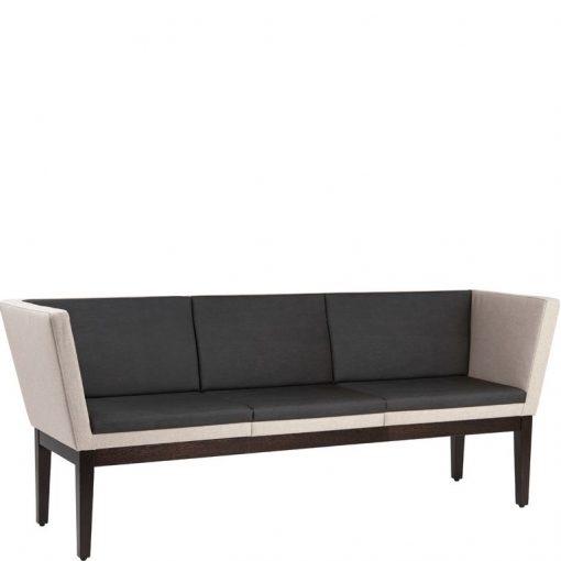 Sofa 40925, Bank, 3-Sitzer, Gastro-Möbel
