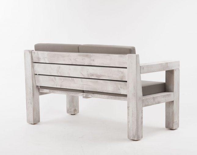Sofa 40987-Bank, 2-Sitzer, Outdoor Bank, Terrassenmöbel