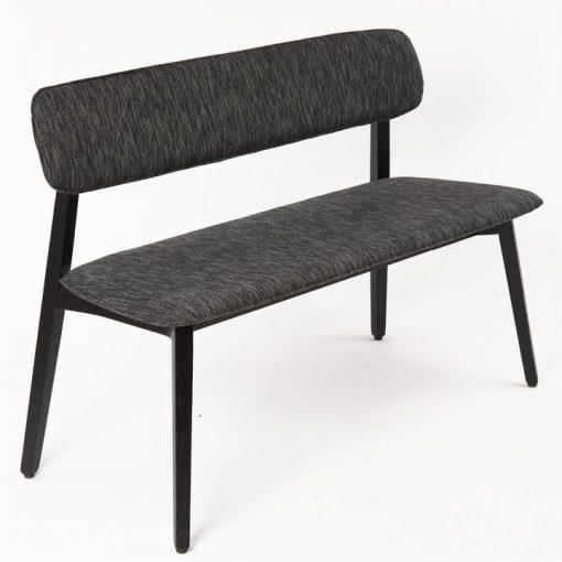 Zweisitzer, Bank Joris 40428, Möbel, Gastro-Bank