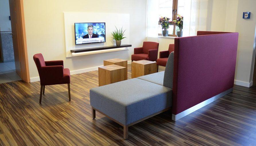 Hotel-Einrichtung, Lobby, Foyer, Hotel Hollmmann in Halle